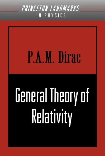 General Theory of Relativity (Physics Notes)