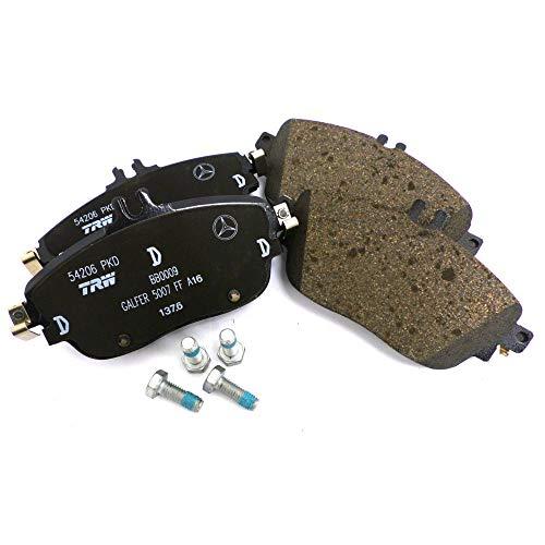 GTV INVESTMENT MB A W176 1.6i Kit pastiglie freno anteriore A0084200620