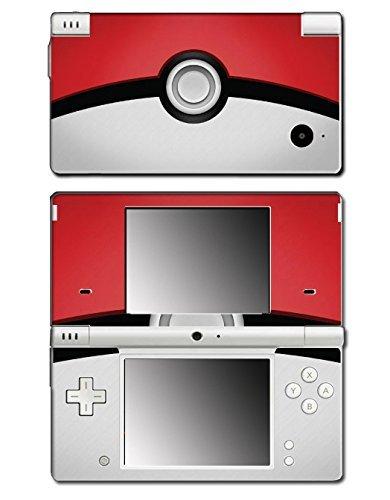 Pokemon Pokeball Pikachu Special Edition Video Game Vinyl Decal Skin Sticker Cover for Nintendo DSi System by Vinyl Skin Designs (Dsi-skin Vinyl)