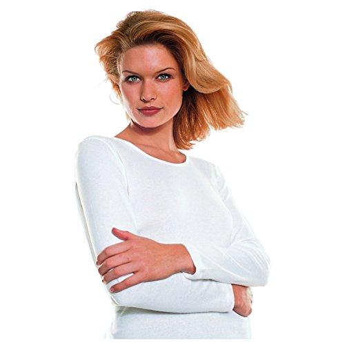 Hemdrock Negligee Unterkleid weiches Modal Jersey mit Spitze Nina von C