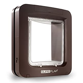 SureFlap Microchip Pet Door, Brown 15