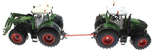 Abschleppstange für Siku und Control 32 Traktoren (Rot)