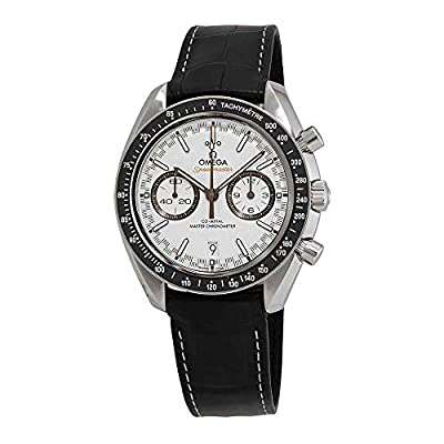 Omega Speedmaster Chronograph Automatic White Dial Mens Watch 329.33.44.51.04.001