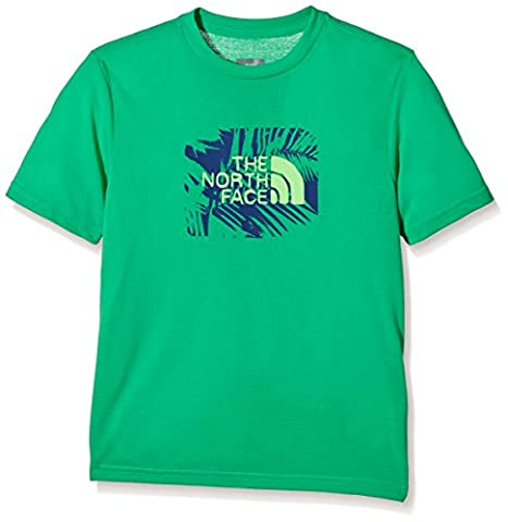 The North Face Jungen T-Shirt B Ss Reaxion Tee, Blarney