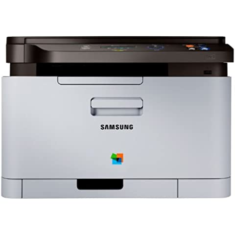 Samsung SL-C460W Xpress - Impresora multifunción láser