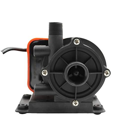 Homyl 115V 500GPH Pompe AC à Circulation pour Climatisation De Bateaux