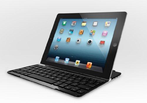 Preisvergleich Produktbild Logitech 920-004016 - UltraThin Keyboard Cover iPad - QWERTZ Schweiz / Deutsch Layout