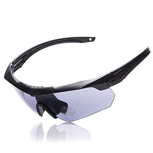 Goodvk Gafas Montar Gafas tácticas ESS Gafas Protectoras