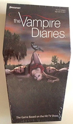 The Vampire Diaries Board Game by Trademark Global