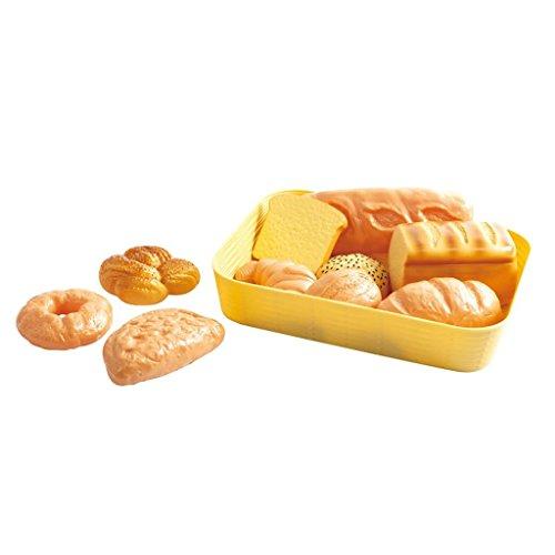 Playgo Ensemble de pain de jouet pour enfants filles garçons 10 pièces 3940