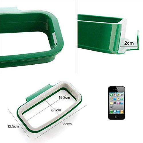 PRIMI Nützliche Küche Schrank Schrank Tür Trash Bag Halter Storage - Der über Küche Der Storage Tür