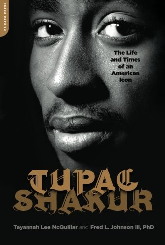 Tupac Shakur: The Life and Times of an American Icon: The Biography by Tayannah Lee McQuillar (26-Jan-2010) Paperback