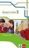 Green Line 3: Vokabellernheft Klasse 7 (Green Line. Bundesausgabe ab 2014)