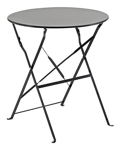 Table-de-jardin-olivia-Ronde-Noire-2-places-Dim-60-x-70-cm-PEGANE
