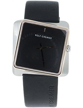Rolf Cremer Twist 501710 Unisex Armbanduhr Schwarz