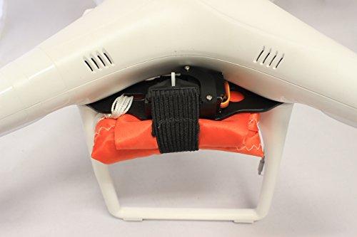 MARS Fallschirm Drohne DJI Phantom 1 und Phantom 2