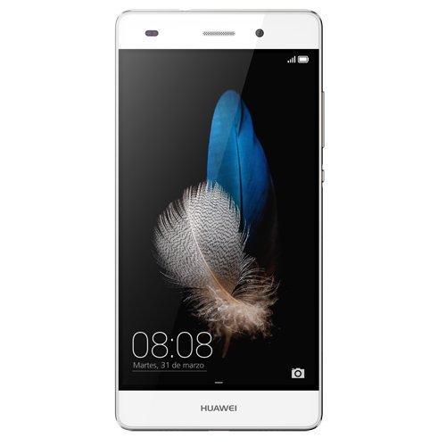 Huawei P8 Lite - Smartphone de 5   HiSilicon Kirin 620 Octa Core 1 2 GHz  2 GB RAM  16 GB  Android L  13 MP   color blanco
