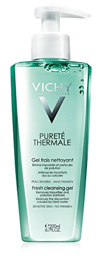 Vichy Purete Thermale Fresh Reinigungsgel, 1er Pack (1 x 200 ml)