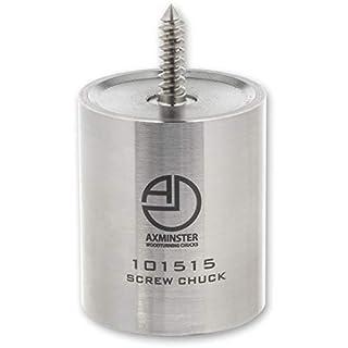 Axminster Precision Pro Woodscrew Chuck 38mm