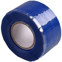 Forfar Repare el pegamento del sello 3M Azul Cinta de reparación de manguera Reparación de la manguera de alambre de rescate Cinta de sellado Herramienta de caucho de silicona