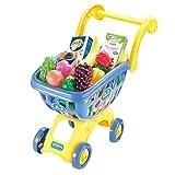 Warenkörbe Obst Gemüse Rollenspiel Kinder Kid Pädagogisches Spielzeug YunYoud Kinder Spielzeug Angebote online spielzeughandel babyspielzeug günstig