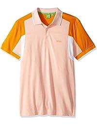 BOSS Green Men's Paule 6 Short Sleeve Polo Shirt
