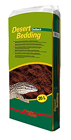 Lucky Reptile Desert Bedding Outback Red,20 l