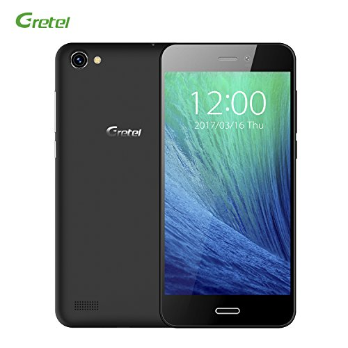 Kostenlose Smartphone - Gretel A7 3G Android 6.0 (16 GB, 4,7
