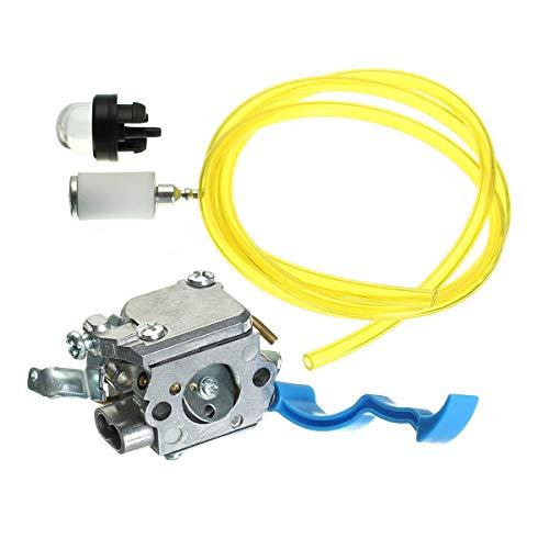Preisvergleich Produktbild RENCALO Vergaser Carb Gebläse-Trimmer für Husqvarna Trimmer 125B 125BX 125BVX C1Q-W37