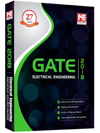 GATE 2018: Electrical Engineering Solved Papers