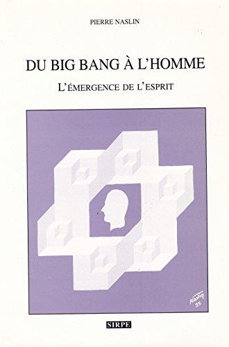 Du big bang à l'homme : L'émergence de l'esprit
