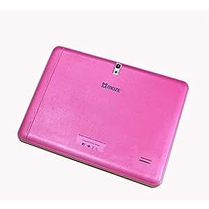 ARBUYSHOP MTK6582 WCDMA 3G tablette PC de Phone RAM 2 Go ROM de 16 Go / 32 Go Quad Core 1.5Ghz Android 4.4 3G GPS Bluetooth Tablet avec 2 Carte SIM, 16G ajouter étui en cuir