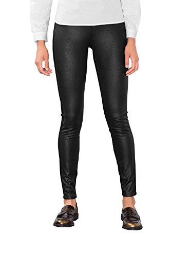 ESPRIT 096ee1b012, Pantaloni Donna Nero (Black)