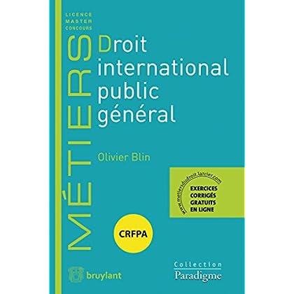 Droit international public général