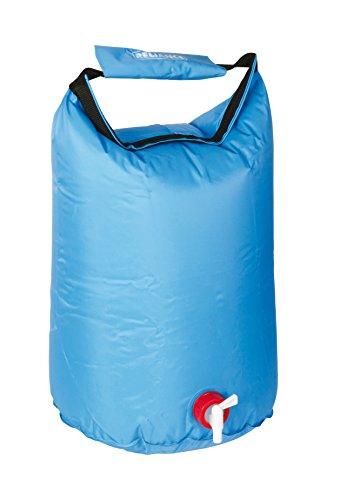 20 Liter Wasserkanister Wassersack Aqua-Sack rollbar, faltbar, leicht, klein