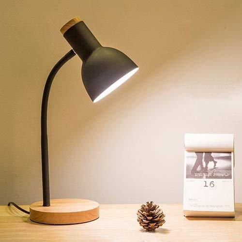 BAIF Silikonschlauch Einfache kleine Tischlampe - Schlafzimmer Nacht männliche und weibliche Studenten Augenschutz - College-Schlafzimmer Lesung - Moderne kreative kleine Tischlampe - Farbe einst