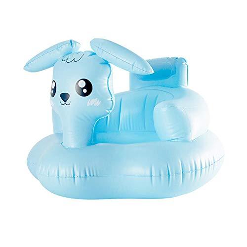 Tidystore divanetto gonfiabile di sicurezza sedile da neonato multifunzionale bb portatile sgabello da bagno per bambini