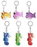 Der Schlüssel Ring Collection, FUN FISH
