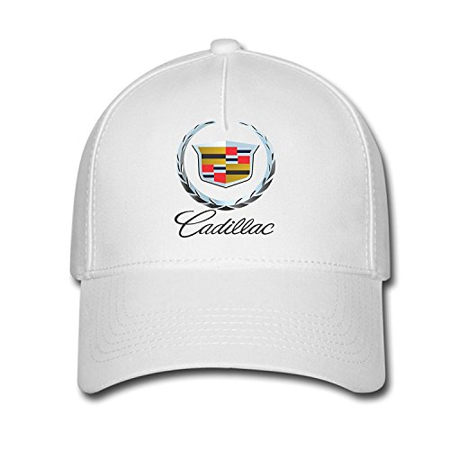 feruch-unisex-cadillac-logo-baseball-caps-hat-one-size-white
