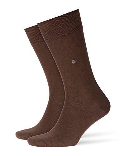 Tan Herren-socken (Burlington Herren Lord Baumwolle Einfarbig 1 Paar Klassische Socken, Blickdicht, braun (Brown Tan 5888), 40/46 (Herstellergröße: 40-46))