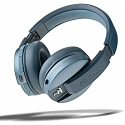 Focal Casque Audio sans Fil Bleu