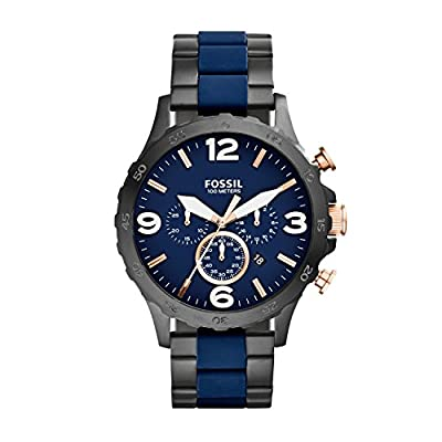 Fossil Nate - Reloj de pulsera