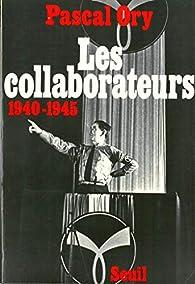 Les Collaborateurs par Pascal Ory