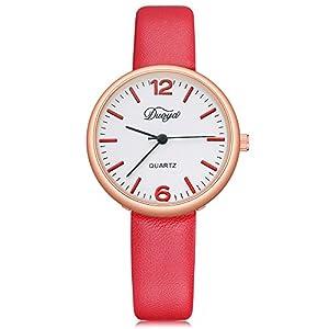 Couple Uhren, BBring Fashion Frauen Mann Paar Uhr Gerundete Analoge Zeiger Quarz Armbanduhren