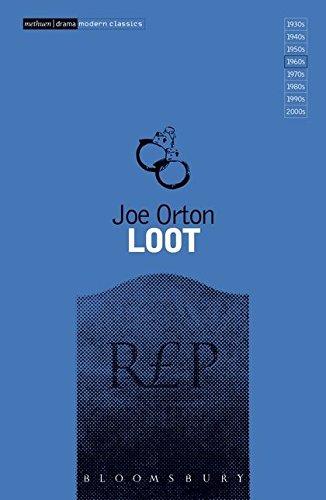 Loot (Modern Classics) por Joe Orton