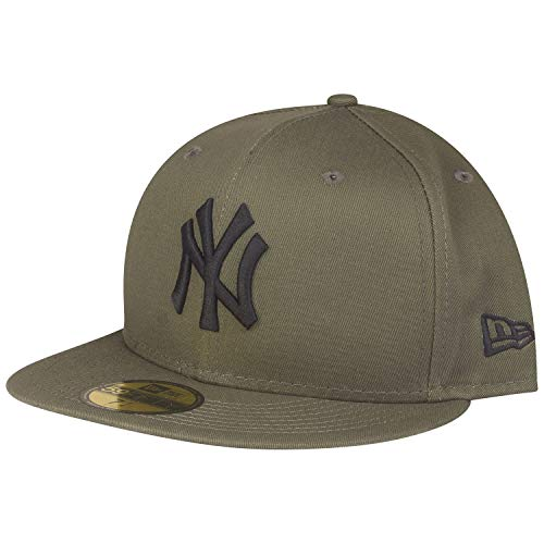 New Era 59Fifty Fitted Cap - New York Yankees Oliv - 7