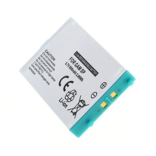 subtel Batería Premium Compatible con Nintendo Game Boy Advance SP (800mAh) AGS-003...