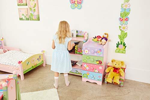 Fantasy Fields KinderMagic Garden KidsHolz-Bücherregal - 11