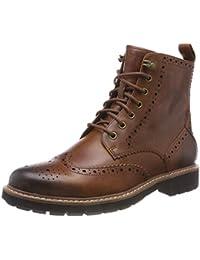 Suchergebnis auf Amazon.de für  Leder - Stiefel   Herren  Schuhe ... 7f920472c4