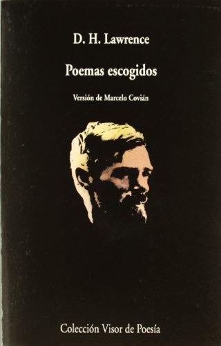 Poemas escogidos (Visor de Poesía) por D.H. Lawrence